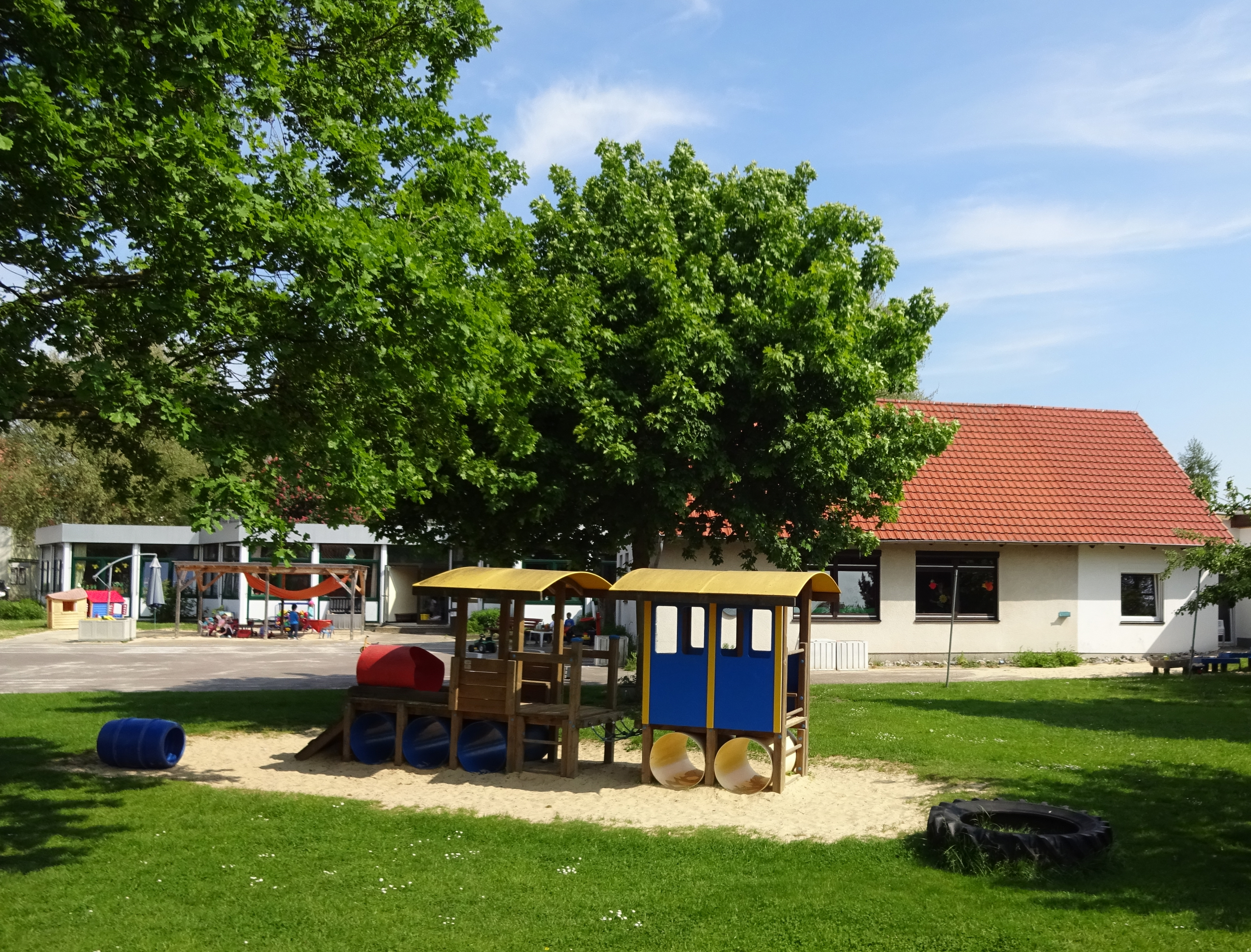 FOTO Schulplatz