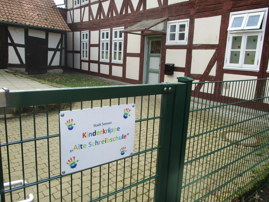 Foto Krippe Alte Schreibschule