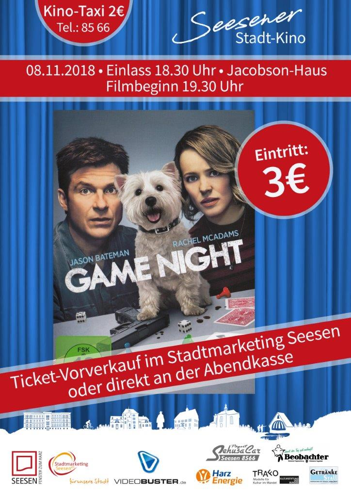 Stadtkino Game Night