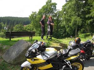 Motorradschutzgebiet