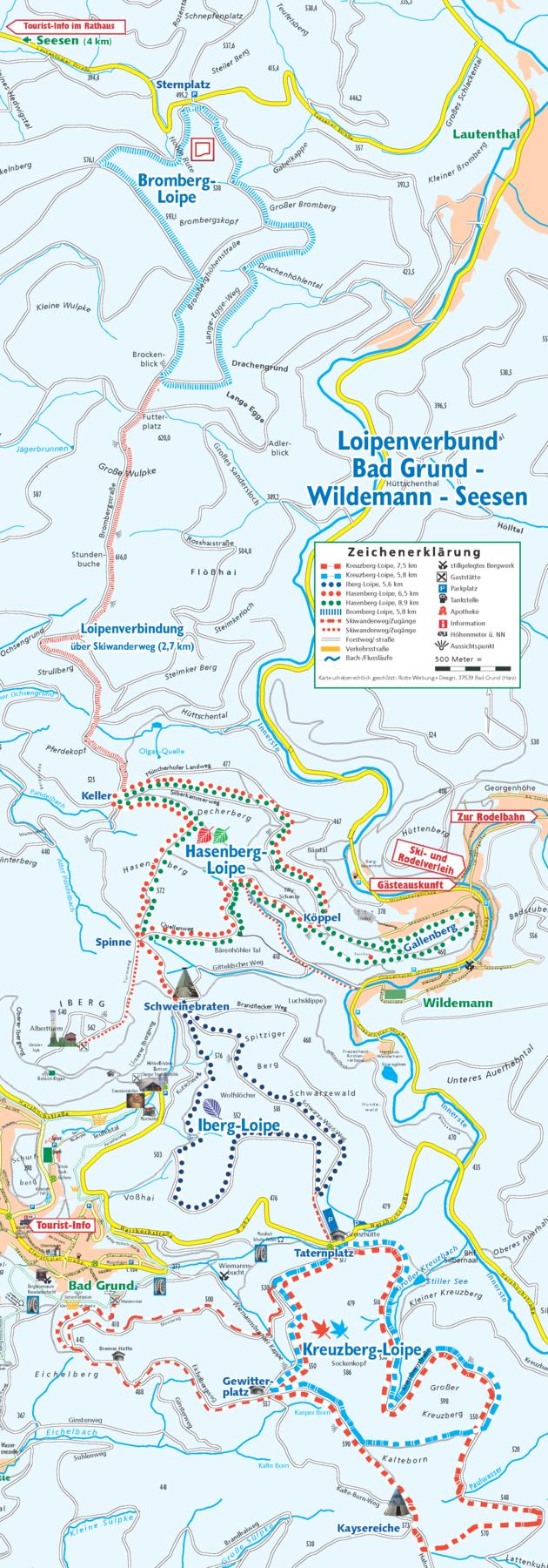 Kartographie Loiepnverbund