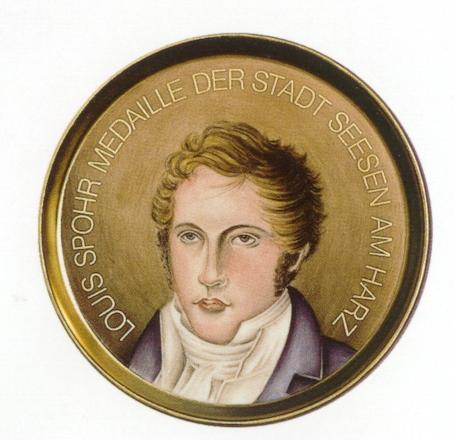Spohr Medaille