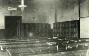 Foto Klassenraum